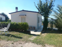 La Casetta Bed & Breakfast a Tavullia: interni